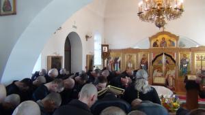 Тюремное служение во дни Великого поста в Городецкой епархии